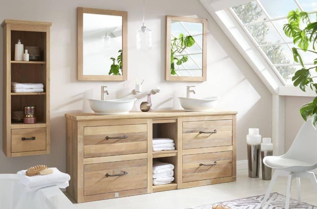 Wonderbaar Landelijke badkamers ruime keuze - Van Heck Badkamers NH-86