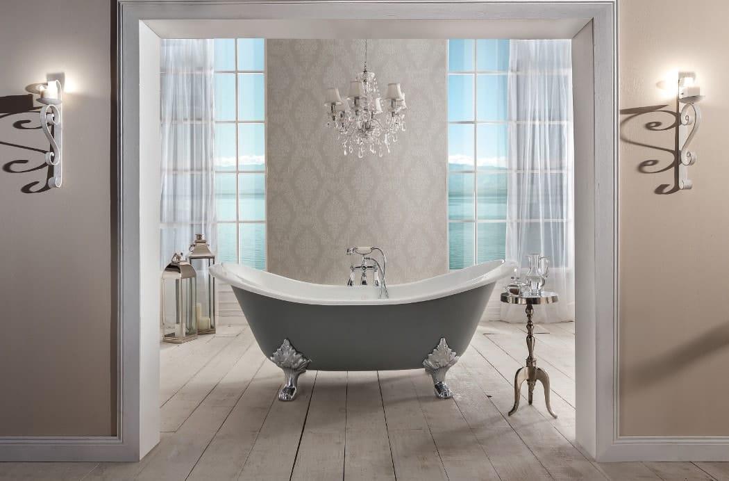 Vrijstaand bad inspiratie voor jouw badkamer