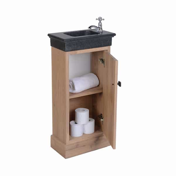New Country toiletmeubel staand