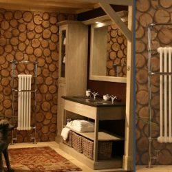 franse landelijke badkamer