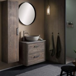 De mooiste houten wastafelmeubels vind je bij Van Heck